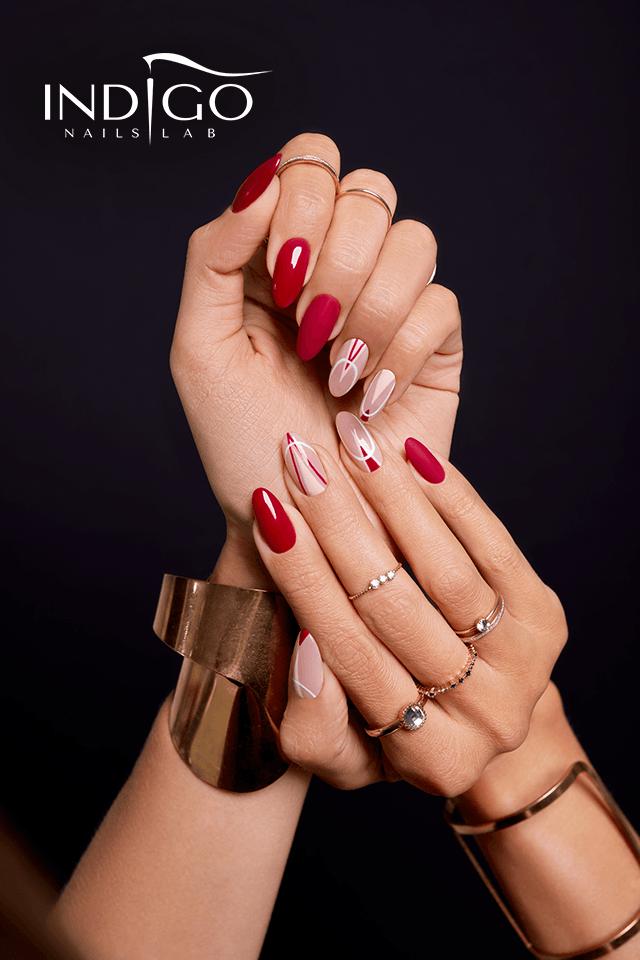 Nails manicure, pedicure