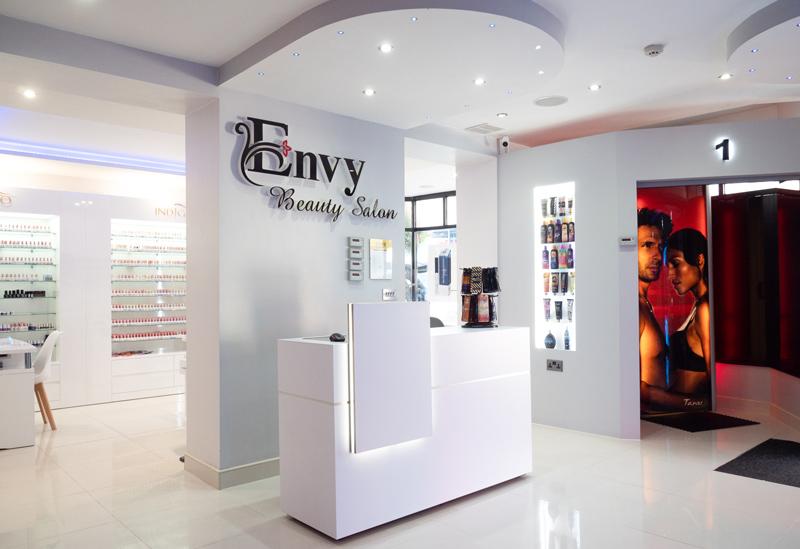 Envy Beauty Salon in Jersey Island
